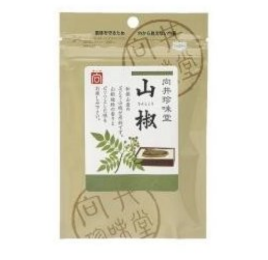 SANSHO Japanese Pepper Powder