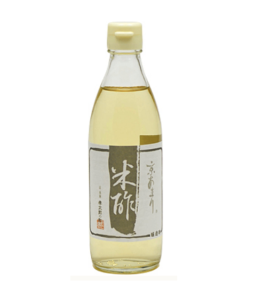 KYOTO AMARI KOMESU  RICE VINEGAR  360ML