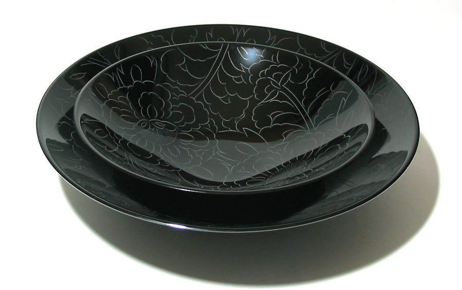 BOTAN-BORI BOWL MIDIUM (1pc)
