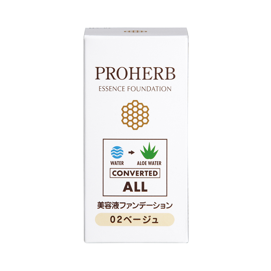 Proherb Foundation Beige