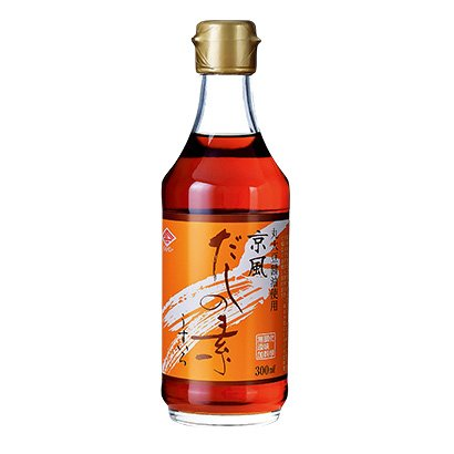 USUIRO SOY SAUCE WITH DASHI ( BROTH ) 300ml