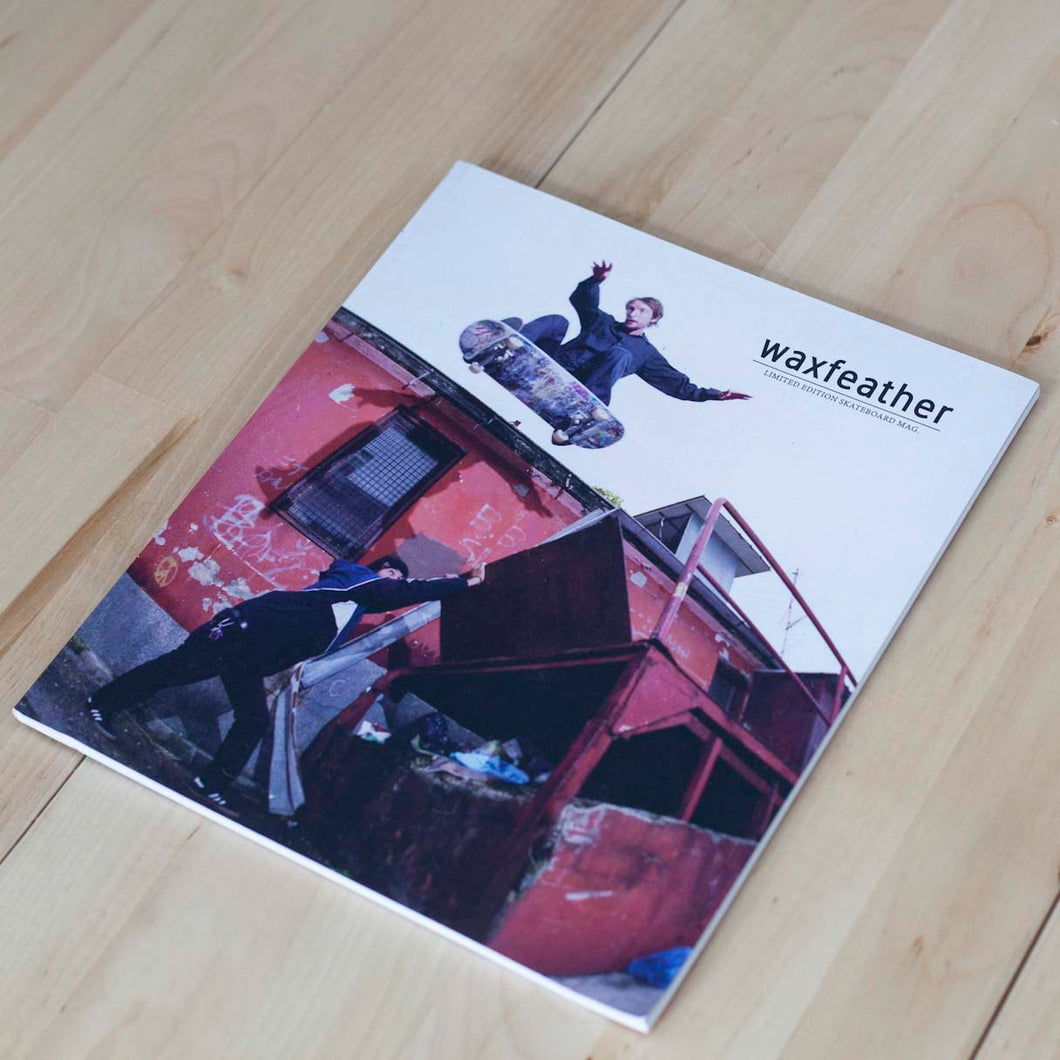Waxfeather Issue 07
