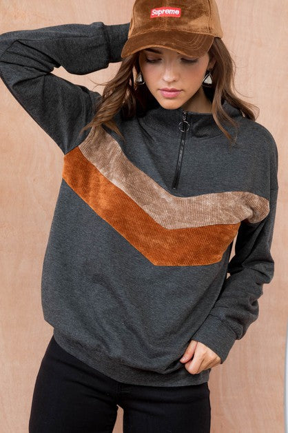 The Jamie Pullover