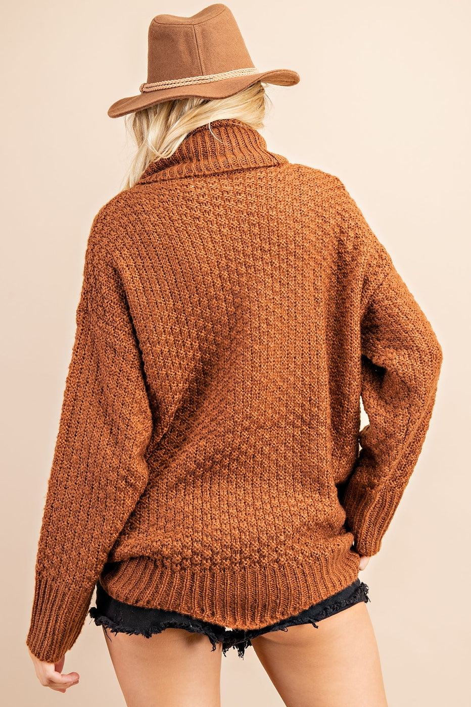 The Poppy Sweater