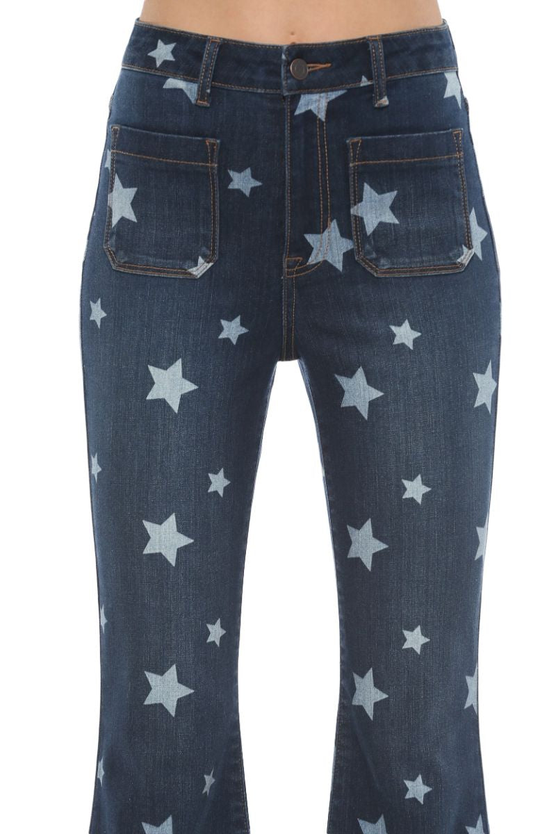 Star Spangled Jeans