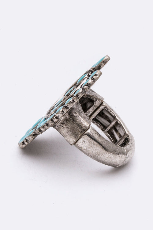 Under the Moon Ring - Turquoise
