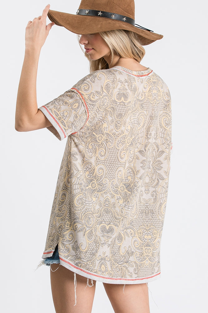 The Paisley Top