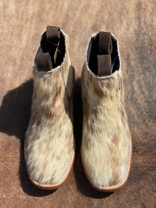Hair on Hide Boots - 7.5