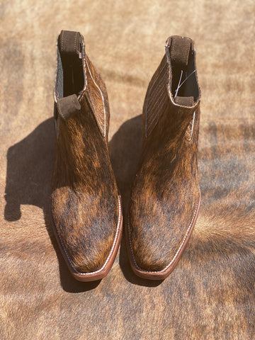 Hair on Hide Boots - 9