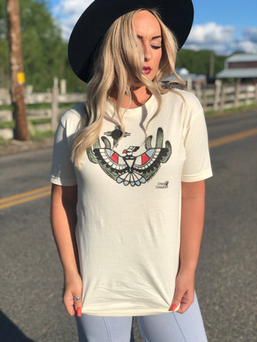 Outlaw Woman Tee
