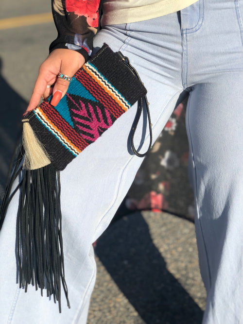 Serape Dreams Wristlet