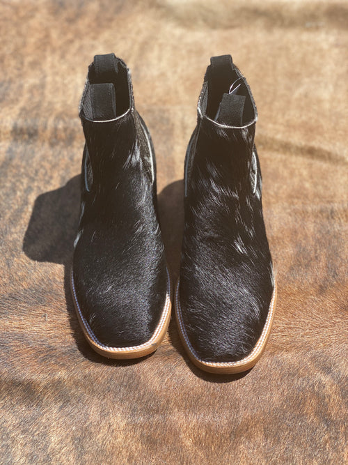 Hair on Hide Boots - 10