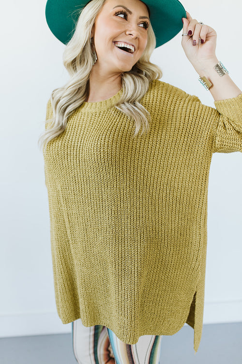 Sweet and Simple Sweater