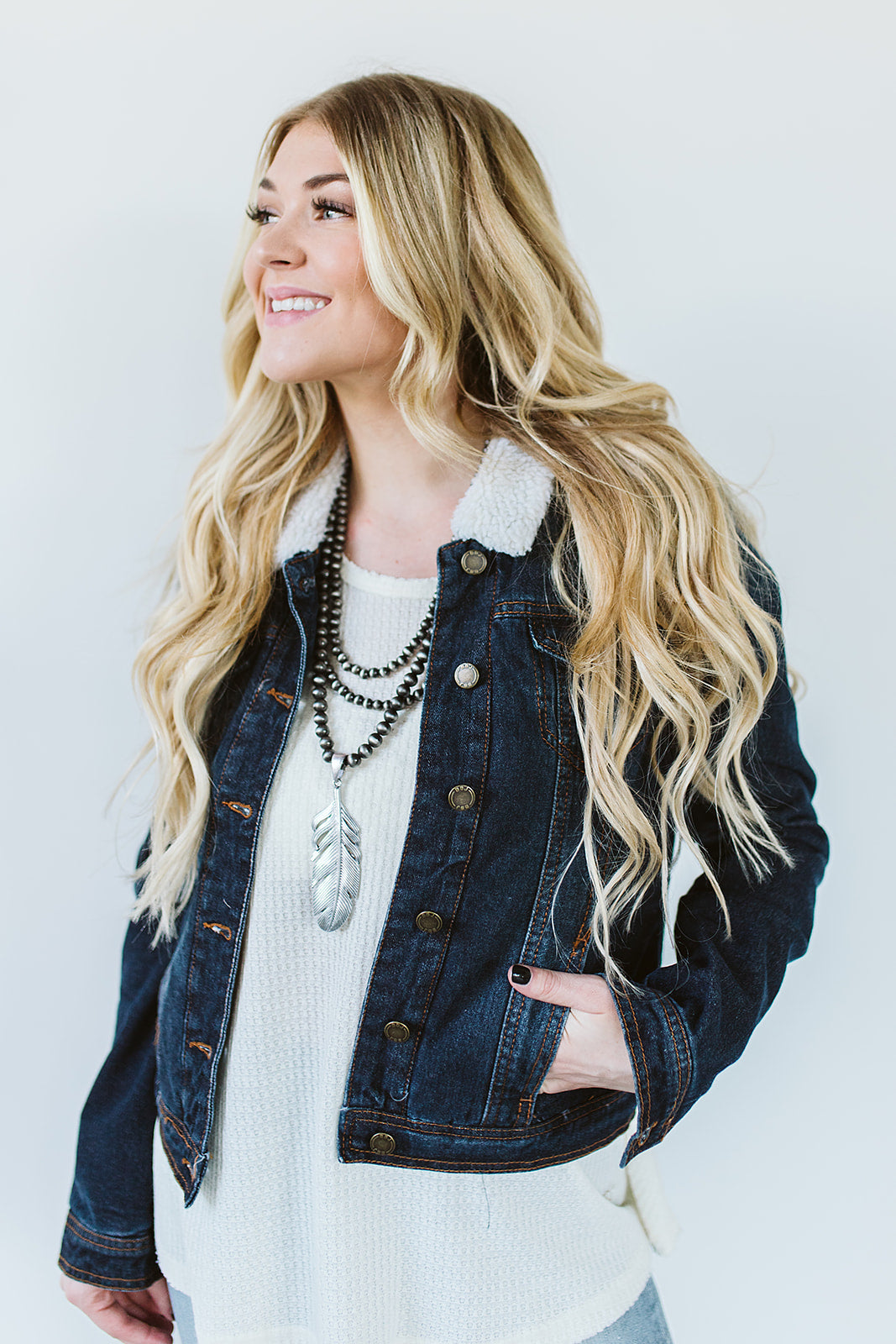 Cowboy Denim Jacket