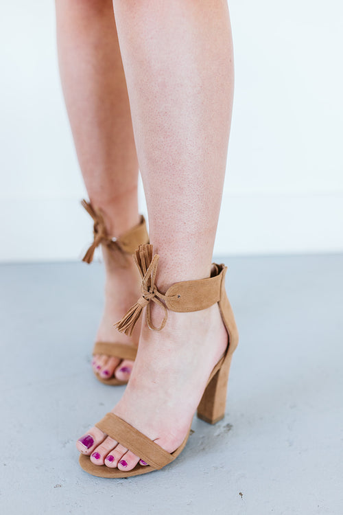 Tied Up In You Heels