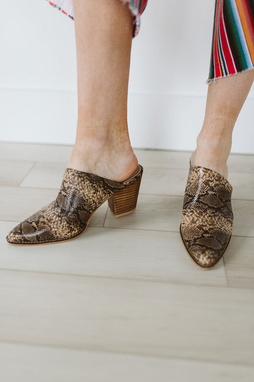 Slitherin' Mules