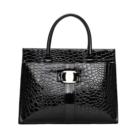 black crocodile bag 4
