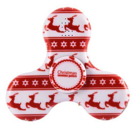 christmas fidget spinner for ADHD