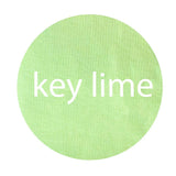 KEY LIME - Organic Cotton/Spandex Euro Knit Jersey