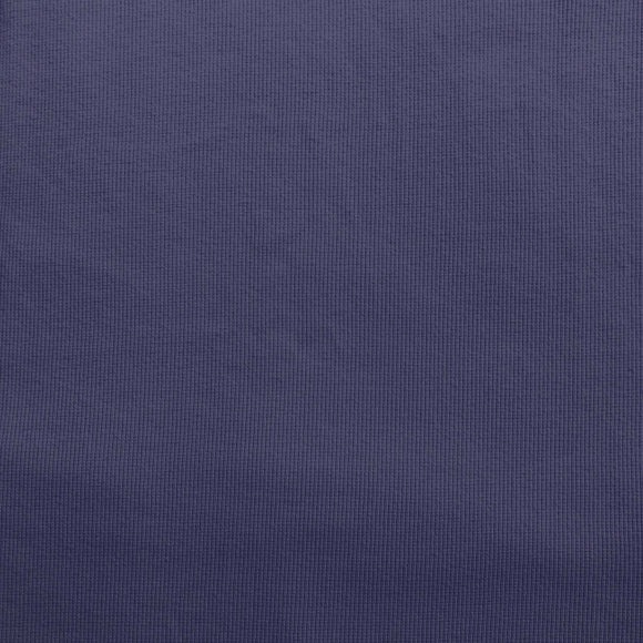 NAVY - 2x1 RIBBING - Organic Cotton/Spandex Euro Knit Ribbing