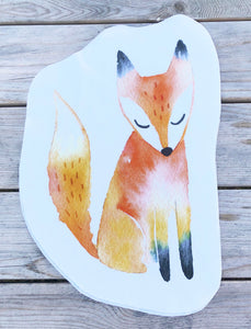 Orange Fox - Sew & Stuff Plushie