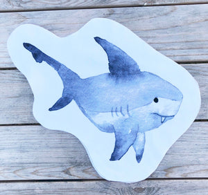 Shark - Sew & Stuff Plushie