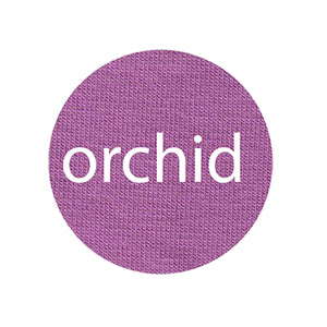 Orchid - Organic Cotton/Spandex Euro Knit Jersey