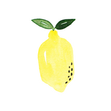 Vinyl Sticker - Lemon