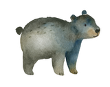 Vinyl Sticker - Black Bear