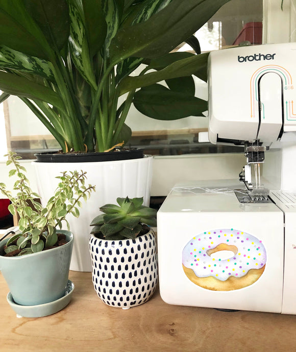 Vinyl Sticker - Donut