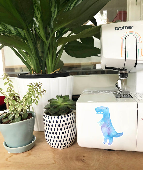 Vinyl Sticker - T Rex