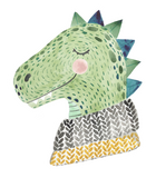 Vinyl Sticker - Sweater Dino