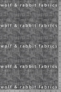 POPLIN - Linen - Ash - 100% Organic Cotton WOVEN Fabric