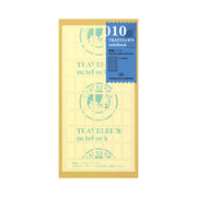 010 - Double Sided Stickers for Traveler's Notebook