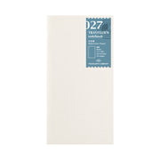 027 - Watercolor Paper Refill for Traveler's Notebook