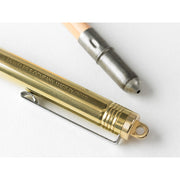 Traveler's Brass Ballpoint Pen