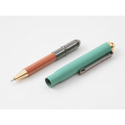 Limited Edition | Traveler's Brass Ballpoint Pen | Factory Green
