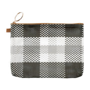 Mesh Graphic Small Zipper Bag Asst | A6