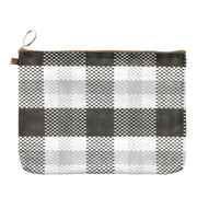 Mesh Graphic Small Zipper Bag Asst | A5