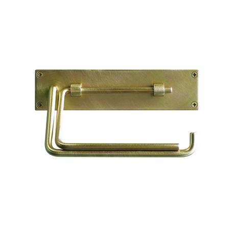 Paper Holder | Brass