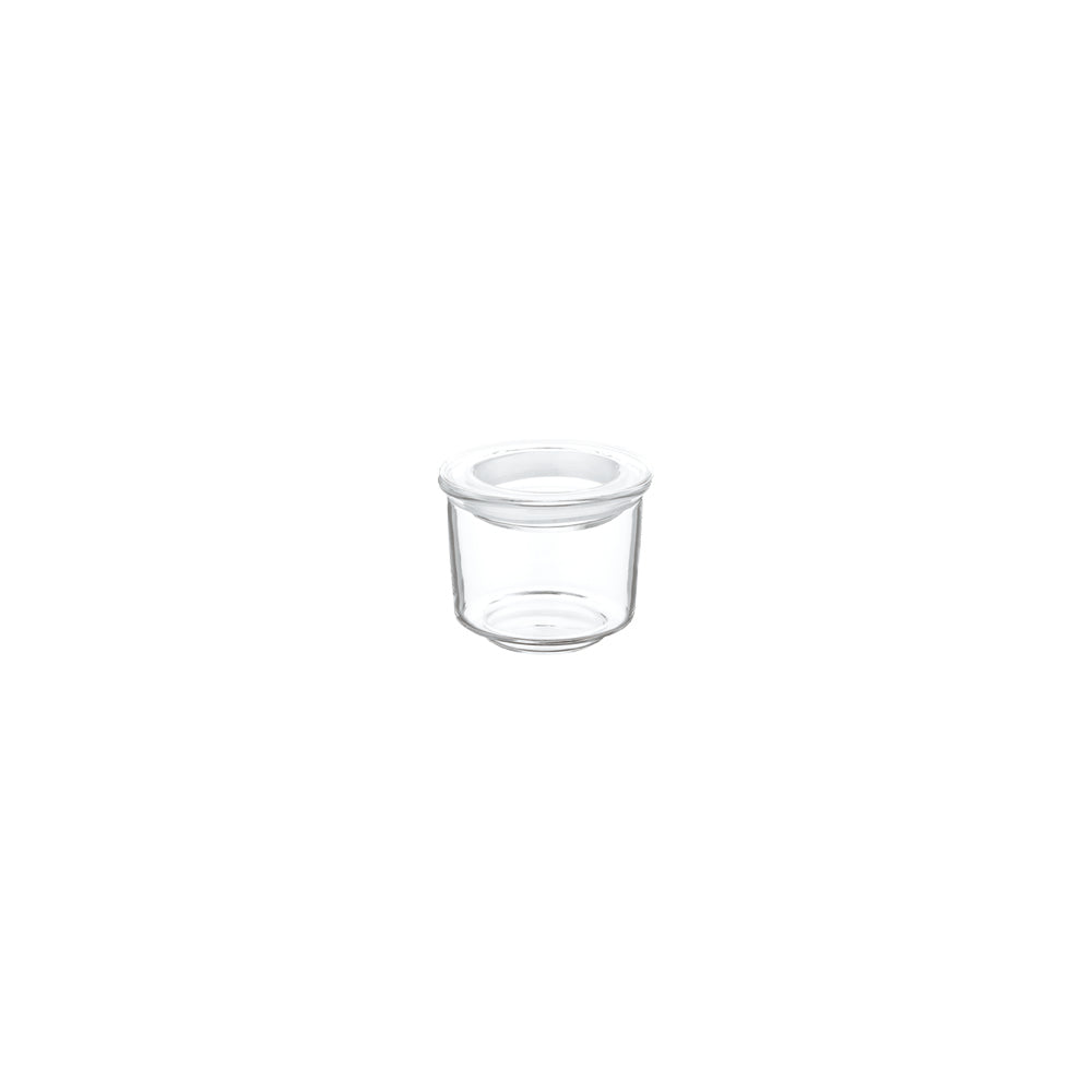 CAST Stackable Glass Containers | 60x50mm | set of 4 | 90 ml | 3 oz