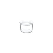 CAST Stackable Glass Containers | 80x60mm | set of 4
