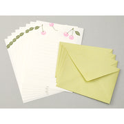 Letterpress Stationery Sets | Cherry & Lemon