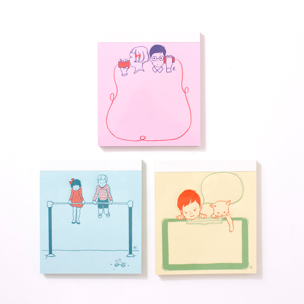 Whimsical Pop-Up Memo Notes