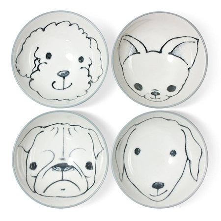 Dogs! Rice Bowls
