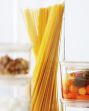 CAST Stackable Glass Containers | Pasta Container