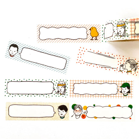 They Said |  Washi Tape