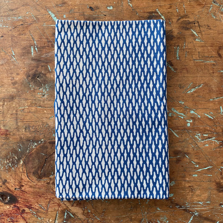 Tenugui Cloth | Ami  (Net)| Blue