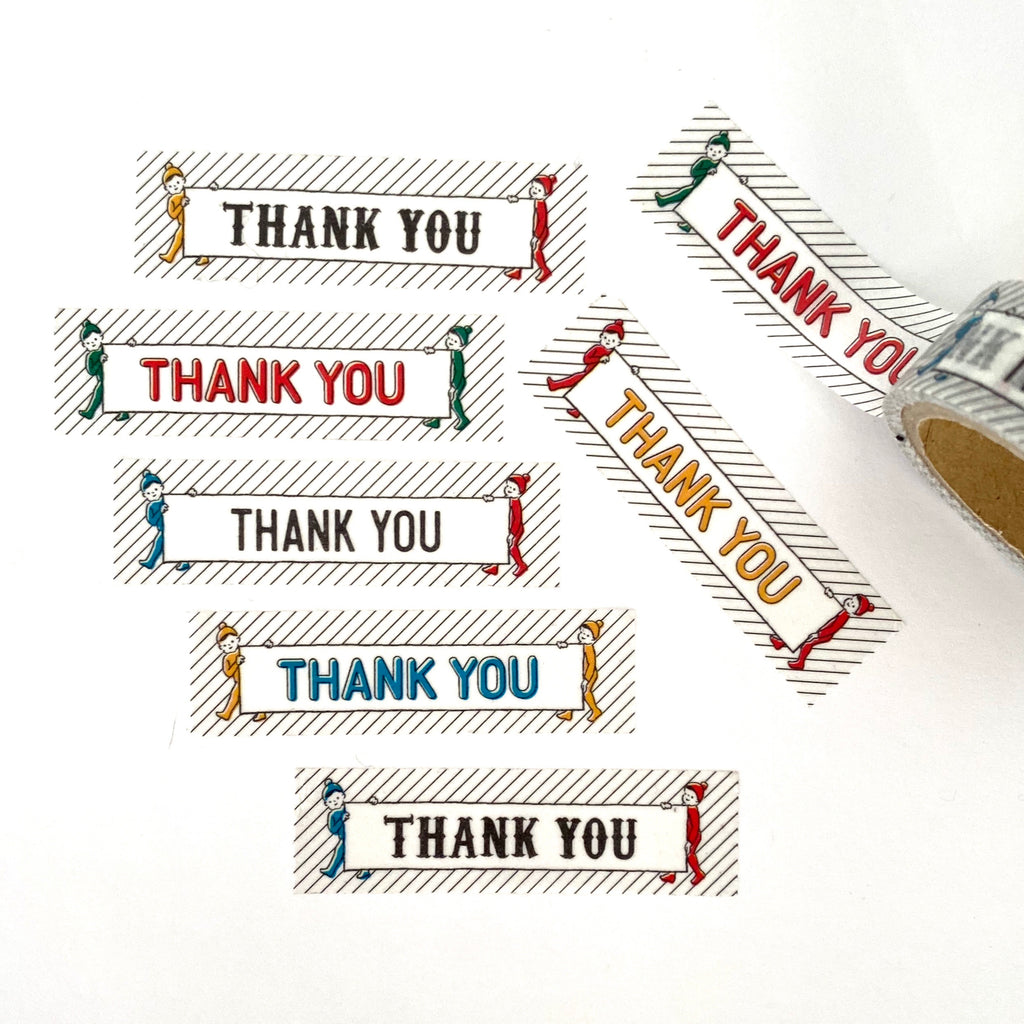 Thank You |  Washi Tape