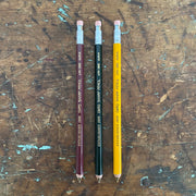 Mechanical Wood Pencil w/ Eraser Top